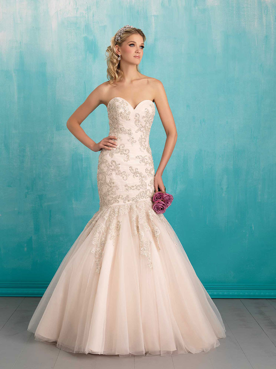 Destination Wedding Dresses Dallas : Allure bridals wedding dresses photos by image of