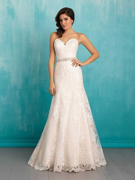 Allure Bridals Fallston Md Wedding Dress