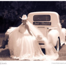130x130 sq 1405107502306 slava bride on tailgate sepia tone 07 03 14