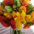 130x130 sq 1231117488890 mangocallas,parrottulips,roses,freesiaandgerbs