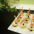 130x130 sq 1266257478166 shrimpcaviarcanapes