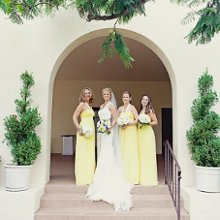 220x220 sq 1339618278626 bridebridesmaidunderarch