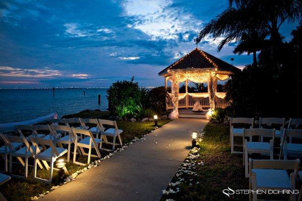 The Rusty Pelican Tampa Fl Wedding Venue