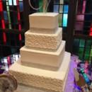 130x130 sq 1390407662975 wedding cake 4 ter bling and detai