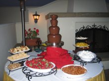 Santa Barbara Chocolate Fountains photo