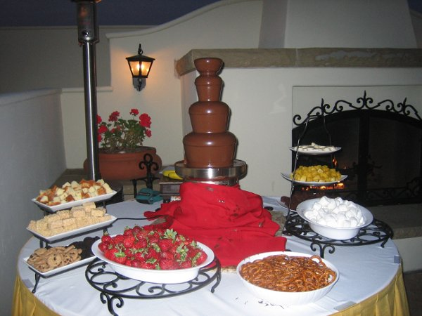 photo 1 of Santa Barbara Chocolate Fountains
