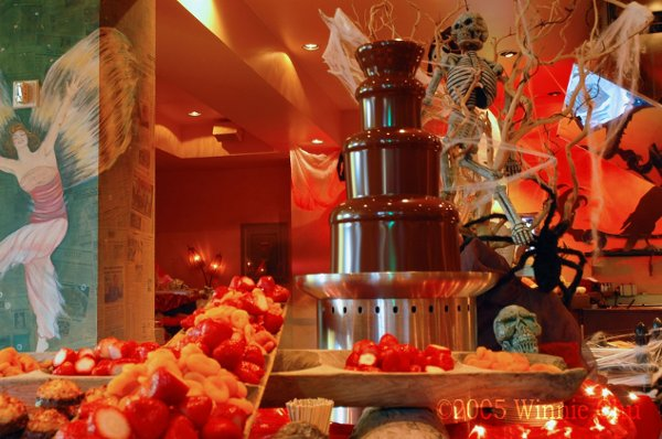 photo 3 of Santa Barbara Chocolate Fountains