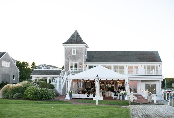 Wychmere Beach Club Harwich Port Ma Wedding Venue
