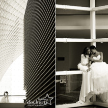 220x220 sq 1401300107630 lgbt philadelphia wedding couple at kimmel center