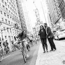 220x220 sq 1401300482441 naked cyclists at philly engagement session ld