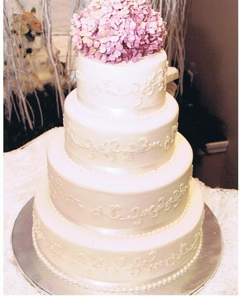 patricias weddings and custom cakes wedding cake reading oh weddingwire