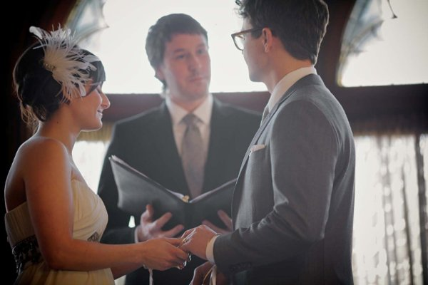 The Rev. David W. Fleenor, Wedding Officiant