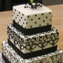 130x130 sq 1236896456985 julie wedding cake1