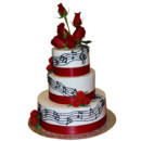 130x130 sq 1414697241312 3 tier roses  music notes copy