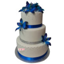 130x130 sq 1454099892502 3 tier wedding cake for hotel cascada