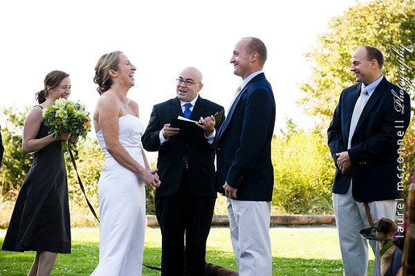 Seattle Wedding PastorRich Sclafani Seattle WA Wedding Officiant