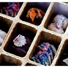 220x220 sq 1317391668754 chocolatecoveredbaconcandygiftbox