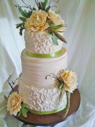 Gluten Free Wedding Cakes Boise