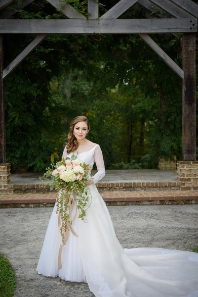 Karen Hendrix Couture Nashville Tn Wedding Dress