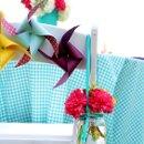 Event Planner: Eventity Inc  Floral Designer: sweet pea flower company  Invitation Designer: Nic.Roc. Designs  Cake Designer: Hey there, Cupcake!  Equipment Rentals: Raphael's Party Rentals  Location: Old Poway Park