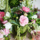 Event Planner: Linda Marie Weddings &amp; Events  <br /> Floral Design: Events in Bloom  <br /> Venue: Hollis Gardens Lakeland Park  <br /> Invitation Design: A&amp;P Designs  <br /> Wedding Dresses: Hayley Paige and Anglo Couture  <br /> Linens: Connie Duglin  <br /> Rentals: Signature Events by Design and WISH Vintage Rentals  <br /> Makeup: Aquali Bridal  <br /> Macarons: Le Macaron  <br />