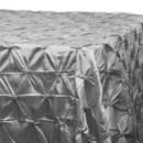 130x130 sq 1484776259698 90x156pinchwheeltablecloth silver