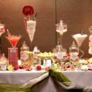 130x130 sq 1403572140694 candy buffet w green sash 1 14