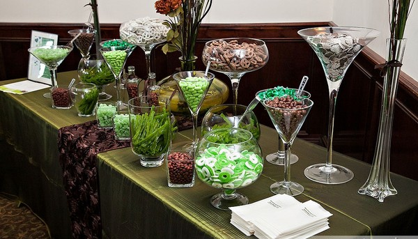michigan weddings  u0026 candy buffet co
