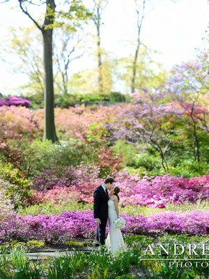 The new york botanical garden wedding ceremony - Restaurants near bronx botanical garden ...