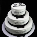 130x130 sq 1433365150818 love is wedding cake