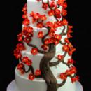 130x130 sq 1433365319721 plum blossom tree cake
