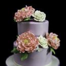 130x130 sq 1449520376392 roses  peonies cake