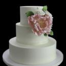130x130 sq 1449520454499 pink peony wedding cake
