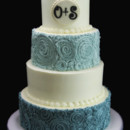 130x130 sq 1449521989061 rosette wedding cake