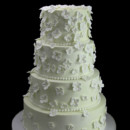 130x130 sq 1449524190575 showers of hydrangeas wedding cake