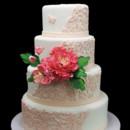 130x130 sq 1466009891586 peony wedding cake