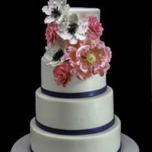 220x220 sq 1466009807719 bouquet wedding cake