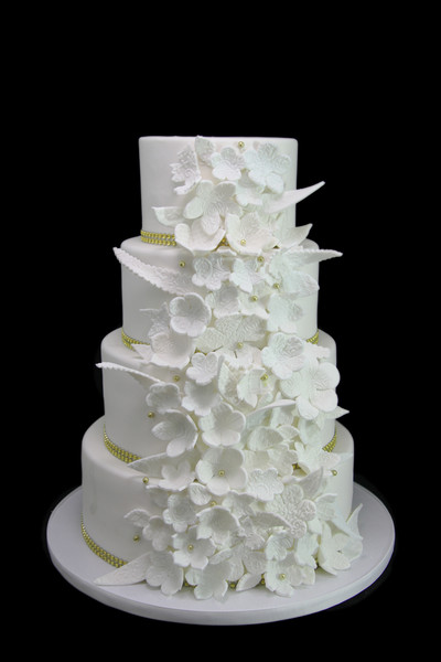 whimsical wedding cake nyc butterfly bakeshop new york ny wedding cake 27166