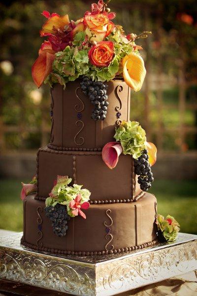 Julia Baker Chocolate Cake