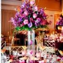 130x130 sq 1377180992361 purple rose wedding centerpieces