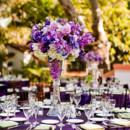130x130 sq 1379097496217 purple centerpiece wedding 9