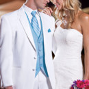 130x130 sq 1380074098455 stephen geoffrey troy destination wedding white tuxedo