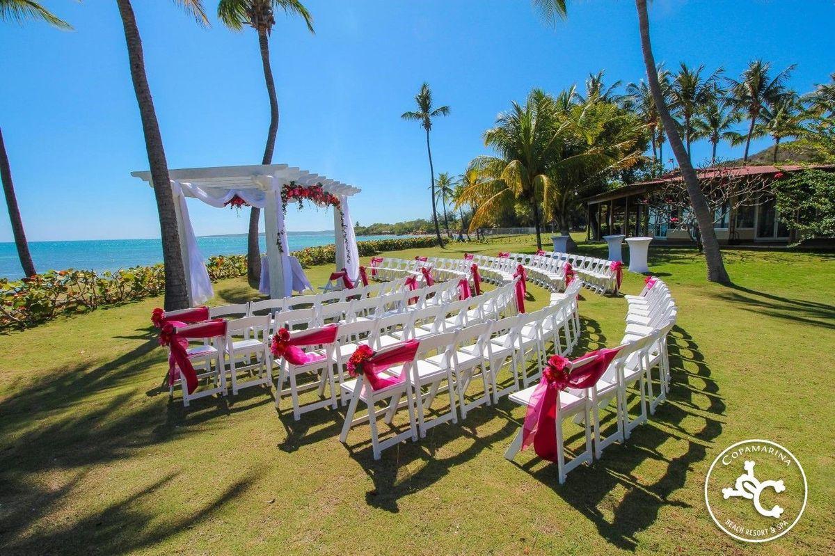 Copamarina Beach Resort Amp Spa Venue Guanica Pr