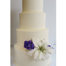 220x220 sq 1471121082751 4 tier lily stock buttercream cake
