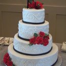 130x130 sq 1318392890351 whitewithroseswithrontopwedding