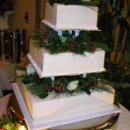 130x130 sq 1325016159334 christmasweddingcake