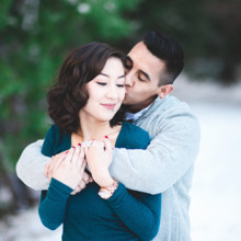 220x220 sq 1505946034450 019yosemite snow engagement session