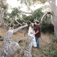 220x220 sq 1513273491549 004san luis obispo engagement los osos oaks engage