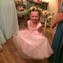 220x220 sq 1431120984744 allen flower girl crown