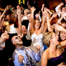 220x220 sq 1416569044260 hands up wedding reception